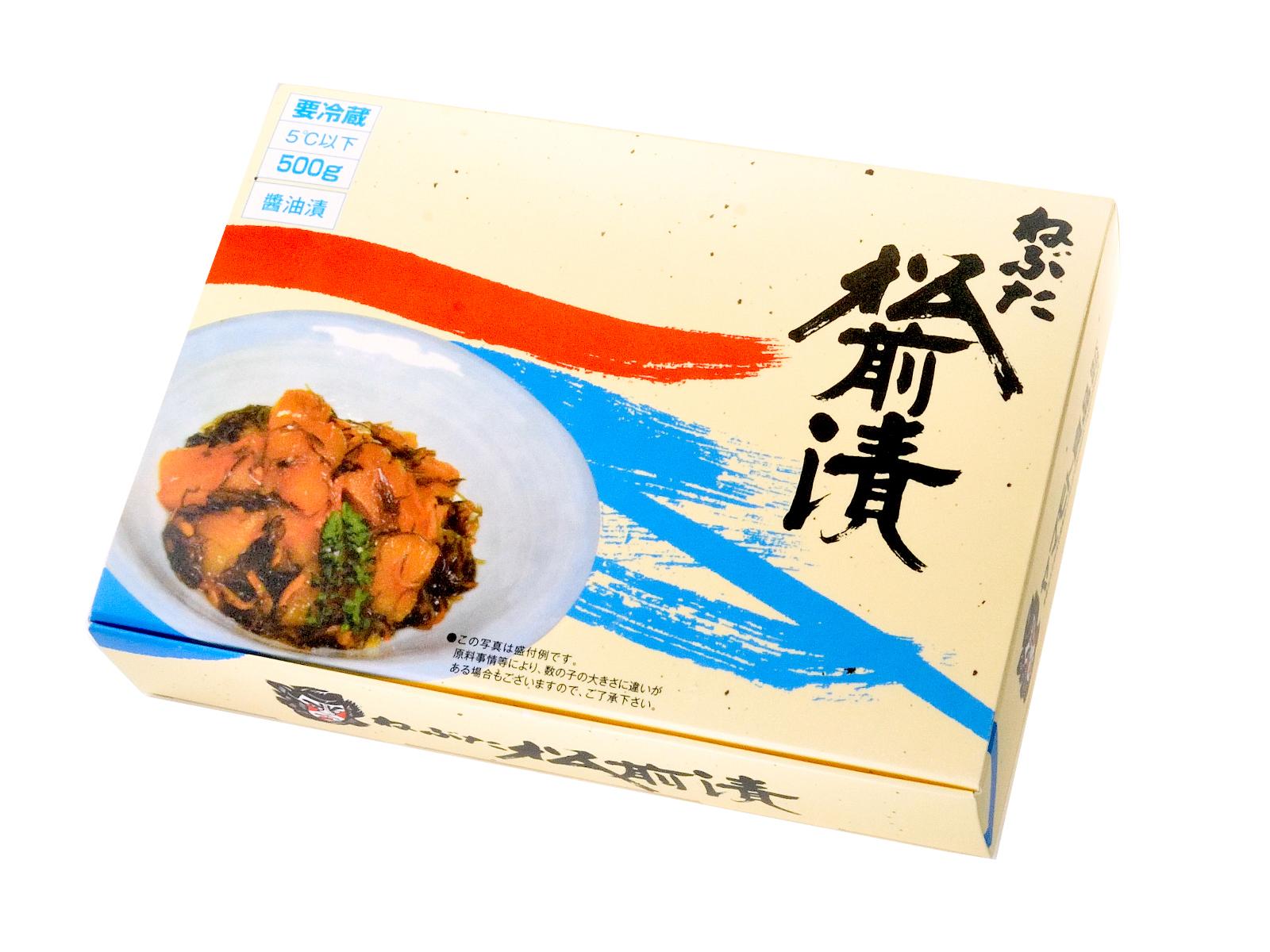 ねぶた松前漬Ⓡ(500g)