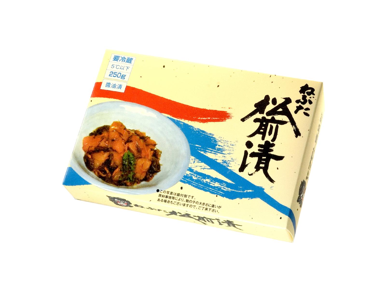 ねぶた松前漬Ⓡ(250g)