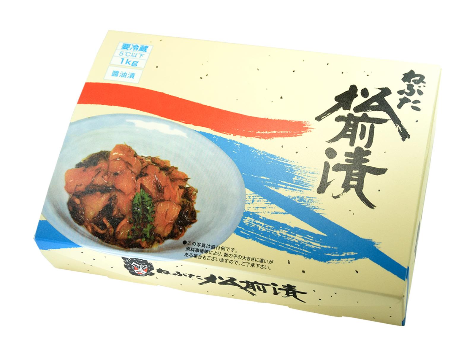 ねぶた松前漬(1kg)