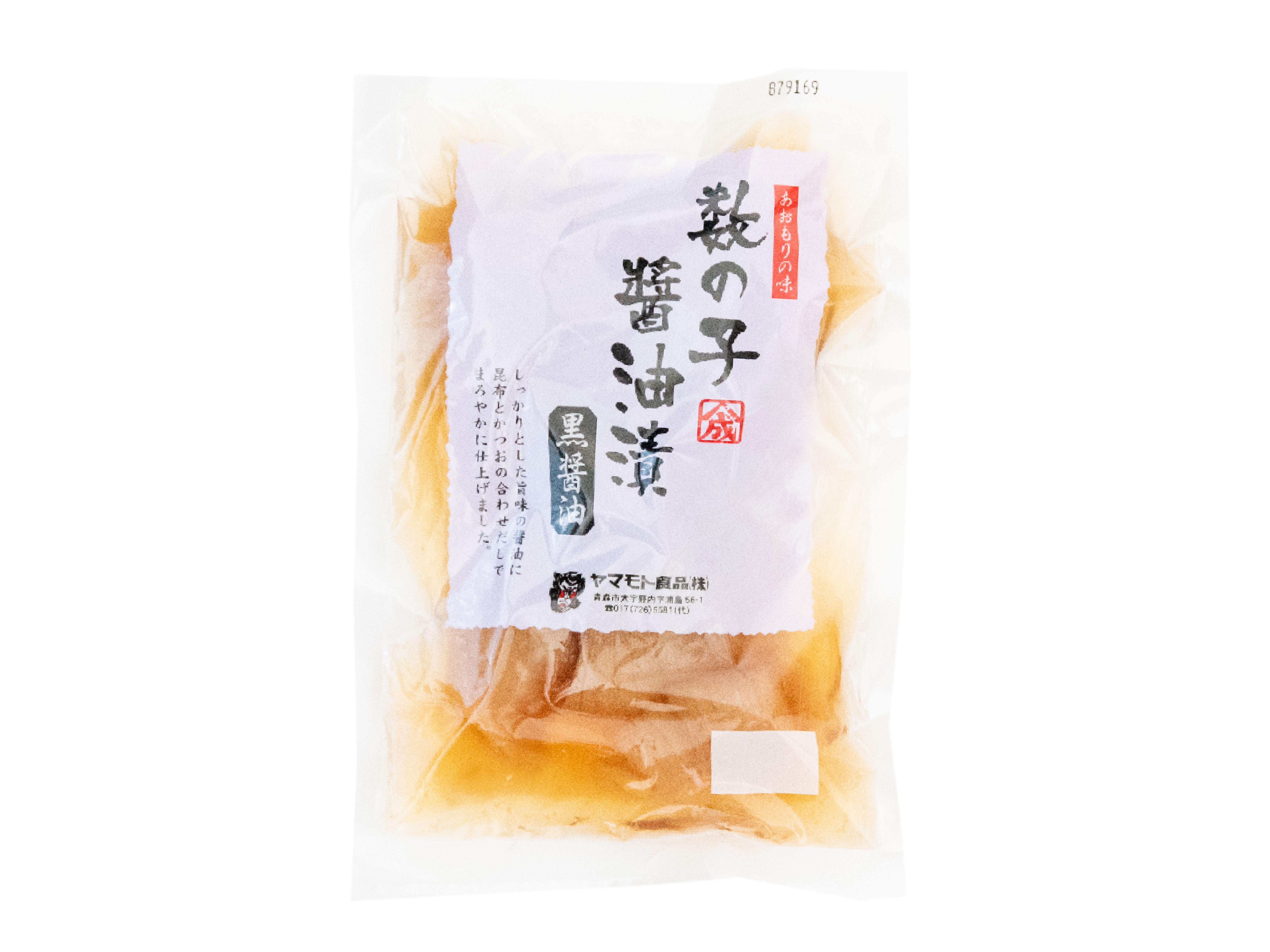 数の子醬油漬 黒醤油(100g)